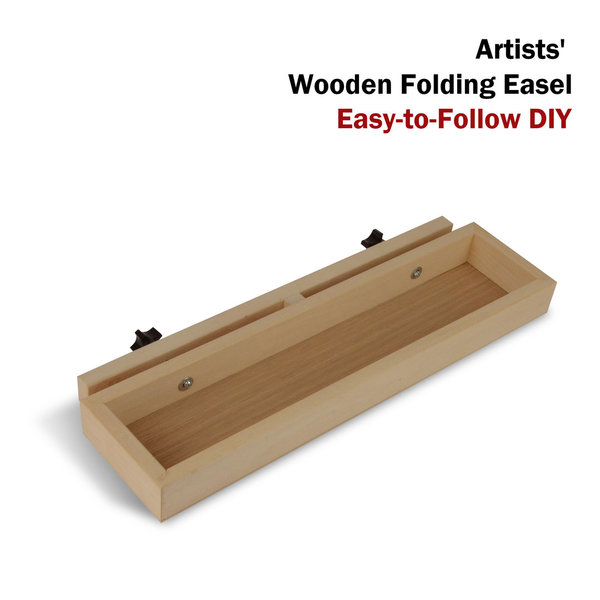 Wooden Folding Easel, Floor-standing and Table-top ...